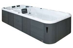 Spa de nage Aquatic 3 Deep de la marque Passion Spas