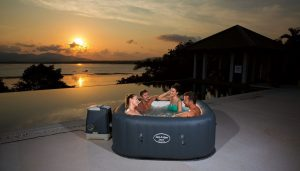 Lay-Z Spa Hawaii HydroJet Pro