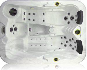 Spa modèle O347 de la marque Be Well