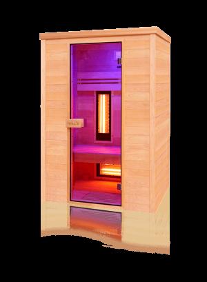 Sauna Multiwave de la marque Holl's