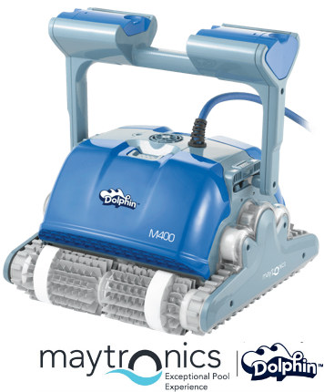 Robot série M Maytronics Dolphin