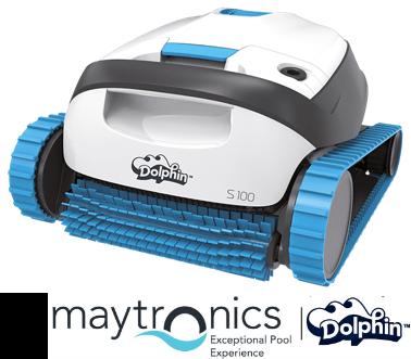 Robot série S Maytronics Dolphin