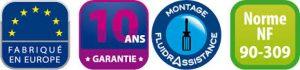Logos garantie