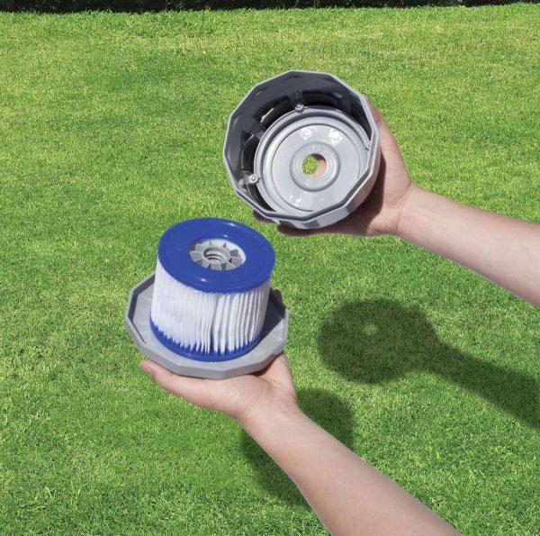 Cartouche de filtration pour spas gonflables