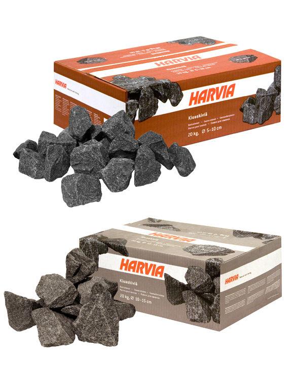 Pierres pour poêles électriques de la marque Harvia