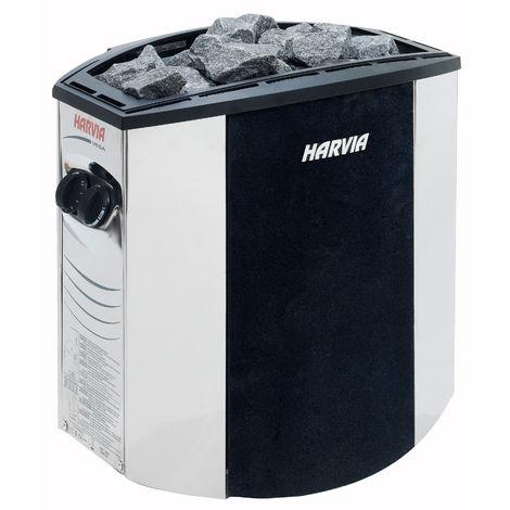 Poêle électrique de la marque Harvia