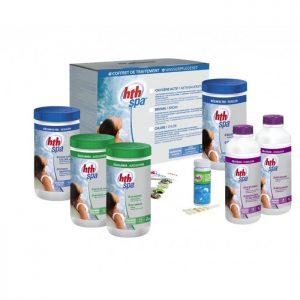 Produits hth®Spa pour traitement de l'eau