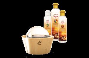 Aromathérapie Camylle Saunas