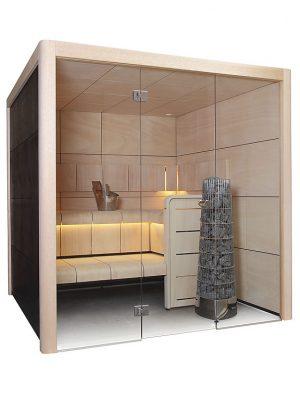 Sauna Claro de la marque Harvia