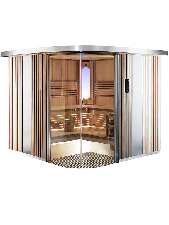 Sauna Rondium de la marque Harvia