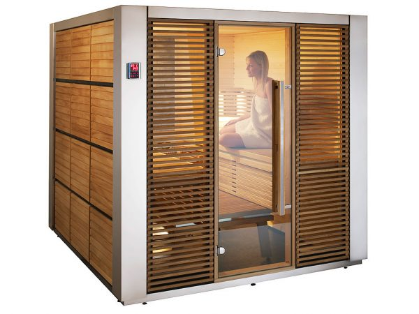 Sauna Rubic de la marque Harvia
